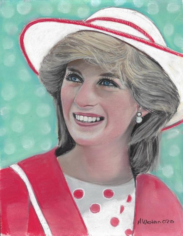 Lady Diana por western61